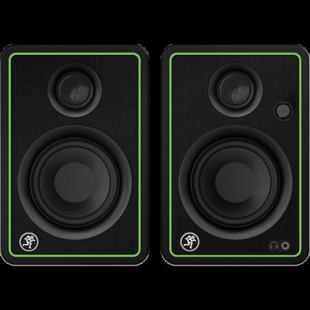 Enceintes monitoring de studio - Mackie - CR3-X (La paire)