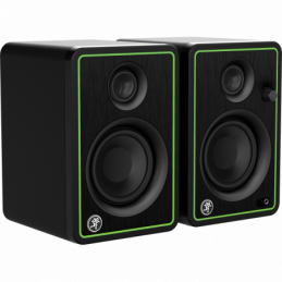 Enceintes monitoring de studio - Mackie - CR3-XBT (La paire)