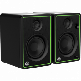 Enceintes monitoring de studio - Mackie - CR4-XBT (La paire)