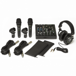 Packs Home Studio - Mackie - PERFORMER BUNDLE