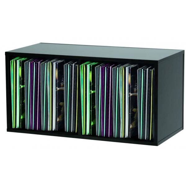 Meubles et pochettes de disques - Glorious DJ - RECORD BOX 230 BLACK
