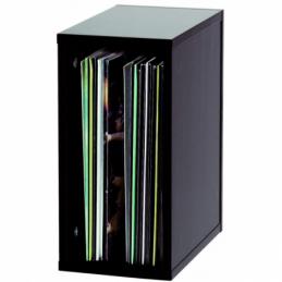 Meubles et pochettes de disques - Glorious DJ - RECORD BOX 55 BLACK
