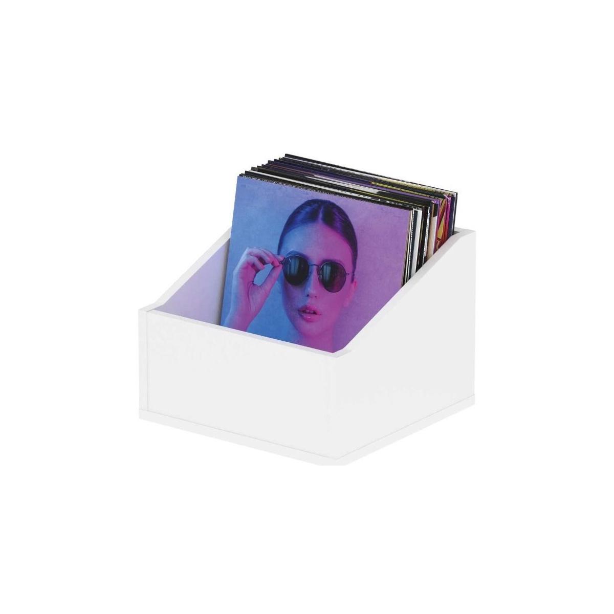 Meubles et pochettes de disques - Glorious DJ - RECORD BOX ADVANCED 110 WHITE