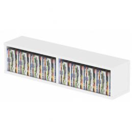 Meubles et pochettes de disques - Glorious DJ - CD BOX 90 WHITE