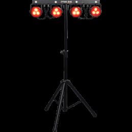 Projecteurs PAR LED - Algam Lighting - STAGE BAR