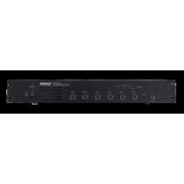Ampli multicanaux et ligne 100V - BST - UPA60