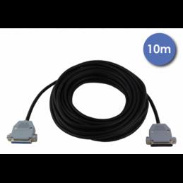 Câbles ILDA effets lasers - Power Acoustics - Accessoires - CAB 2238 ILDA