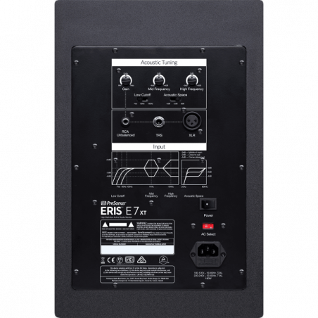 Enceintes monitoring de studio - Presonus - ERIS E7 XT