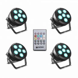 Projecteurs PAR LED - Cameo - ROOT PAR 6 SET 1