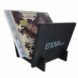 Meubles et pochettes de disques - Enova Hifi - VINYL RANGE 25 BLACK - VR...