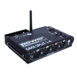 DMX sans fil - Power Lighting - DMX SPLIT 1-4 WIFI