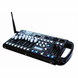 DMX sans fil - Power Lighting - DMX SHOW MIDI 192C WIFI