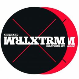 Feutrines platines vinyles - Reloop - XTRM SCRATCHING SET