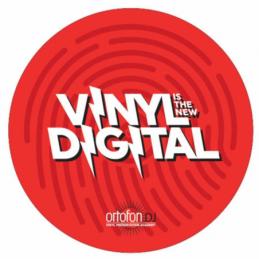Feutrines platines vinyles - Ortofon - SLIPMAT DIGITAL (La paire)