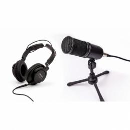 Micros Home Studio - Zoom - ZDM-1 Podcast Pack