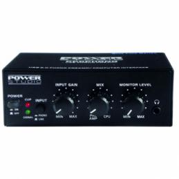 Convertisseurs numériques - Power Studio - PPD PHONO