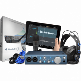 Packs Home Studio - Presonus - AUDIOBOX ITWO STUDIO BUNDLE