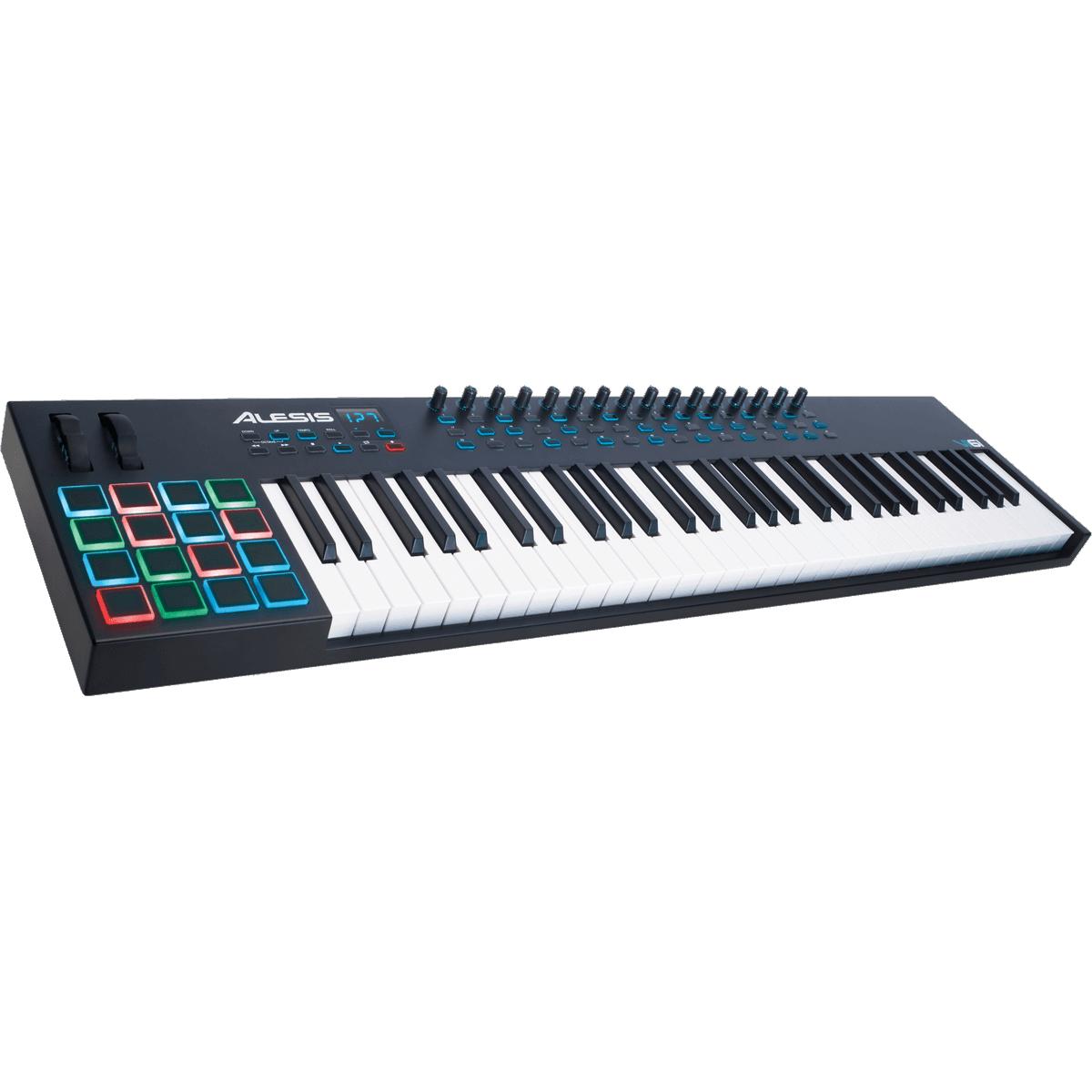 Claviers maitres 61 touches - Alesis - VI61