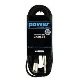 Câbles JACK / XLR - Power Acoustics - Accessoires - CAB 2135