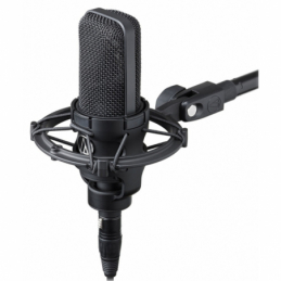 Micros studio - Audio-Technica - AT4040