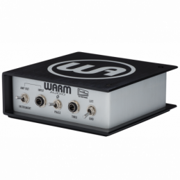 Boites de direct DI - Warm Audio - DIRECT BOX PASSIVE