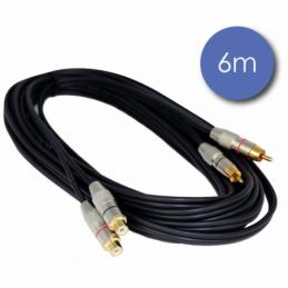 Câbles RCA / RCA - Power Acoustics - Accessoires - CAB 2120