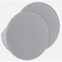 Enceintes plafonniers - Audiophony - CHP6A-BSET