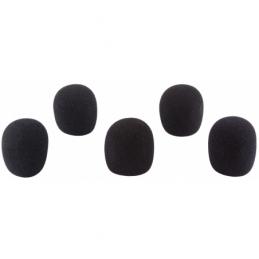 Filtres anti-pop - JB Systems - WINDSCREEN BLACK (5 bonnettes)