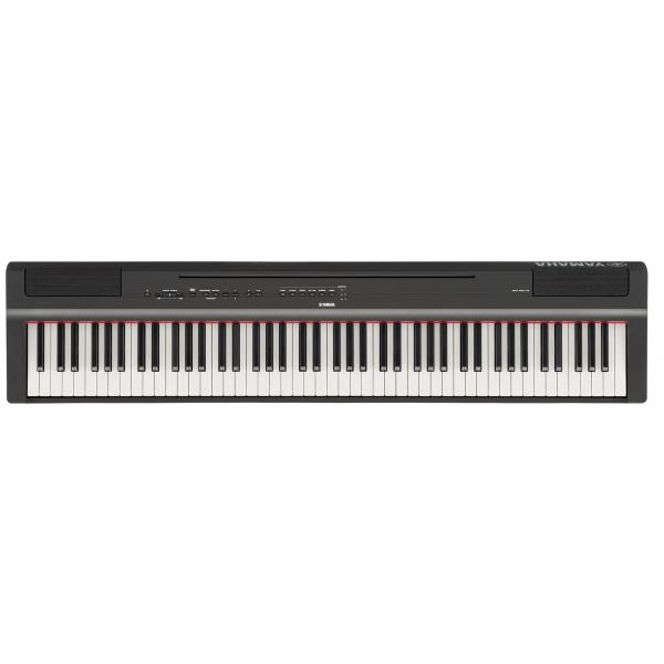 Pianos numériques portables - Yamaha - P-125 (NOIR)