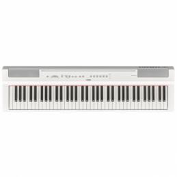 Pianos numériques portables - Yamaha - P-121 (BLANC)