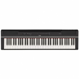 Pianos numériques portables - Yamaha - P-121 (NOIR)