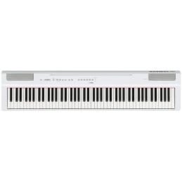 Pianos numériques portables - Yamaha - P-125 (BLANC)