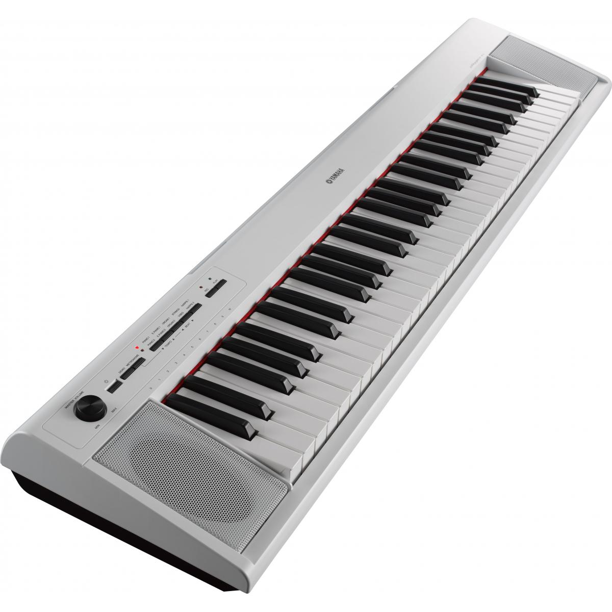 Claviers arrangeurs - Yamaha - NP-12 (BLANC)