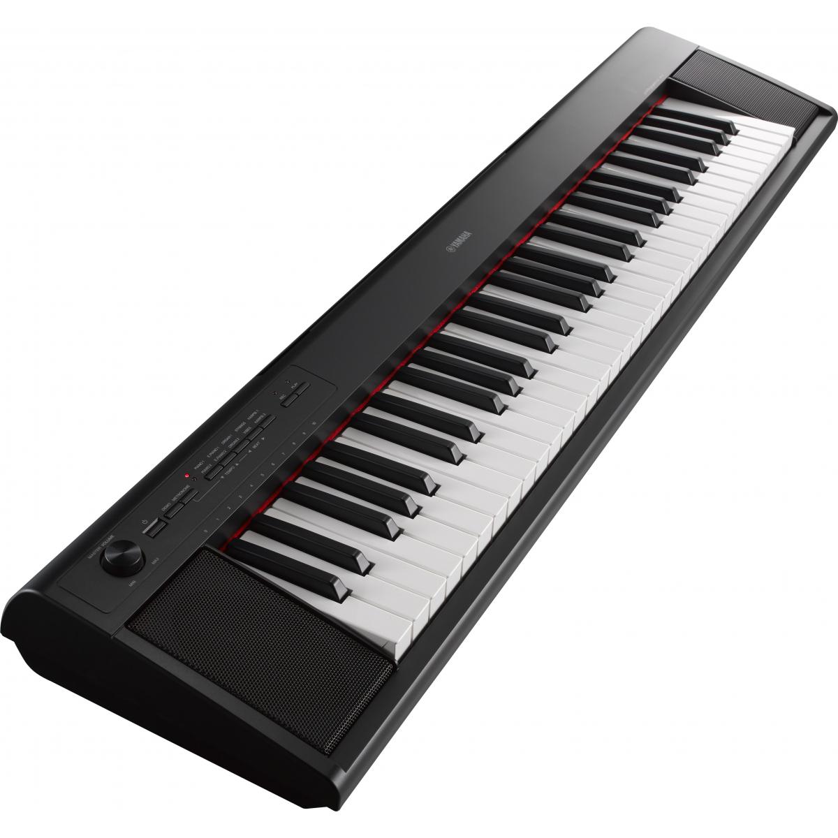 Claviers arrangeurs - Yamaha - NP-12 (NOIR)