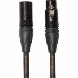 Câbles XLR / XLR - Roland - RMC-G10
