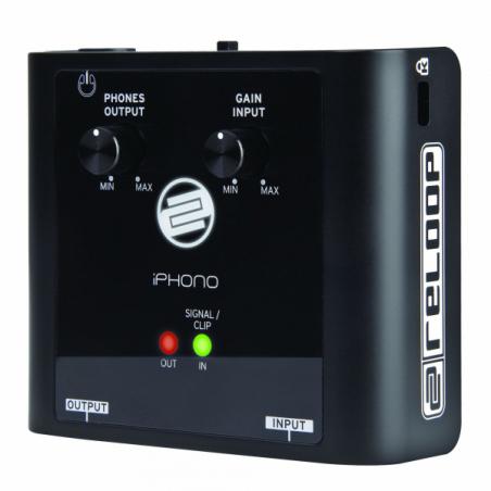 Cartes son - Reloop - IPHONO 2