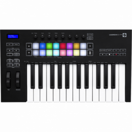Claviers maitres compacts - Novation - LAUNCHKEY 25 MK3