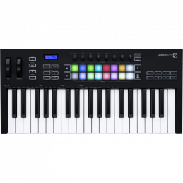 Claviers maitres compacts - Novation - LAUNCHKEY 37 MK3