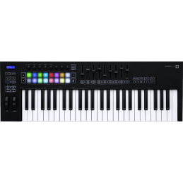 Claviers maitres 49 touches - Novation - LAUNCHKEY 49 MK3