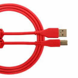 Câbles USB A vers B - UDG - U95003RD (3 mètres)