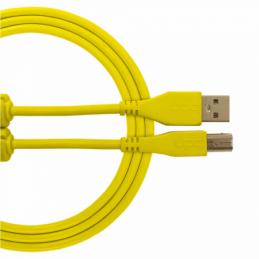 Câbles USB A vers B - UDG - U95003YL (3 mètres)
