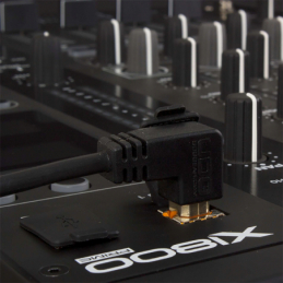 Câbles USB A vers B - UDG - U95005BL (2 mètres)