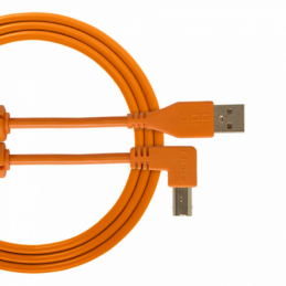 Câbles USB A vers B - UDG - U 95005 OR (2 mètres)