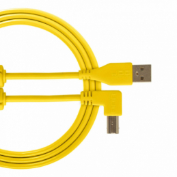 Câbles USB A vers B - UDG - U95006YL (3 mètres)