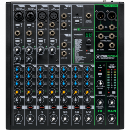 Consoles analogiques - Mackie - PROFX10V3