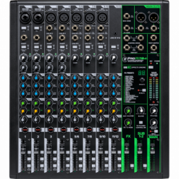 Consoles analogiques - Mackie - ProFX12v3