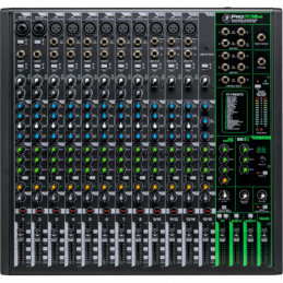 Consoles analogiques - Mackie - ProFX16v3