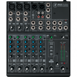 Consoles analogiques - Mackie - 802 VLZ4