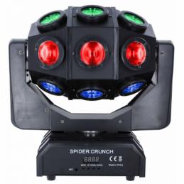 Jeux de lumière LED - Power Lighting - SPIDER CRUNCH