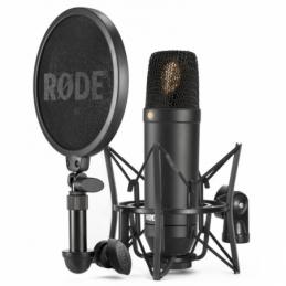 Micros studio - Rode - NT1